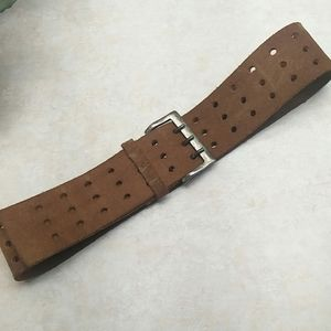 Abercrombie and Fitch leather belt